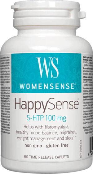 5-HTP 100 mg Webber Naturals | výživový doplnok | vitamín