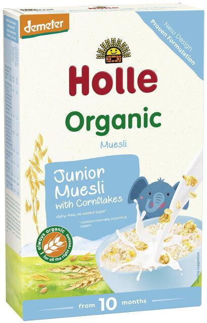 Detská müsli, viaczrnná s corn flakes od 10. mesiaca Holle