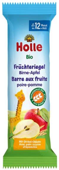 Holle Bio ovocná tyčinka jablko-hruška od 12. mesiaca