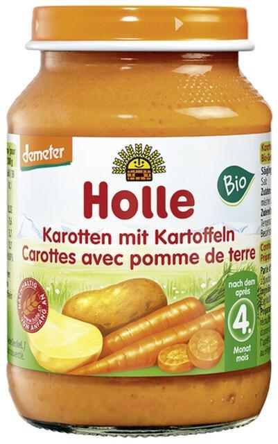 Detská výživa (príkrm) mrkva a zemiak od 4. mesiaca 190g