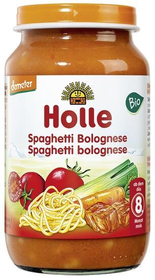 Detská výživa (príkrm) špagety boloňské od 8. mesiaca 220g