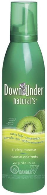 D.U.N. Penové tužidlo na vlasy silné (kiwi, avokádo)
