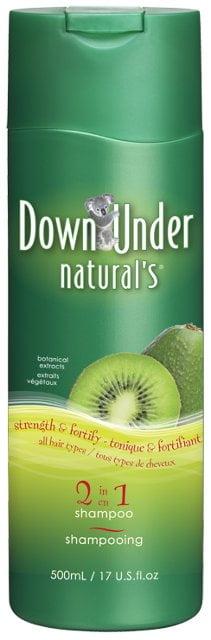 D.U.N. Šampón + kondicionér v jednom (kiwi, avokádo)