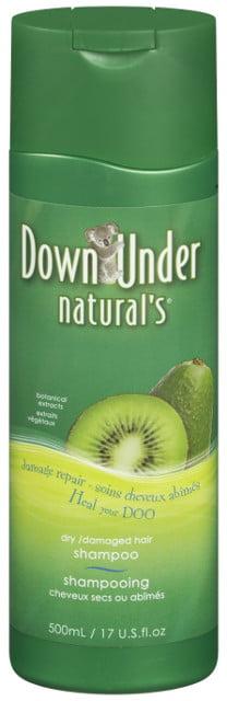 D.U.N. Šampón pre suché a poškodené vlasy (kiwi a avokádo)