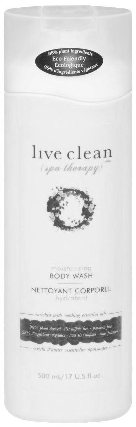 Sprchový gél zvláčňujúci 500 ml | Live Clean