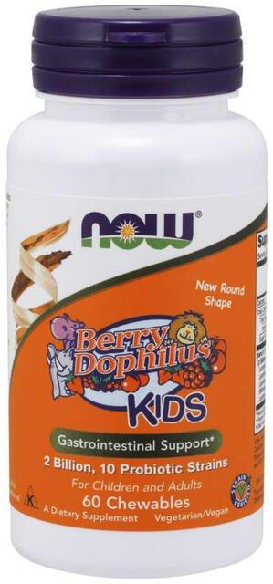 Detské probiotiká od 2 rokov Now Foods | výživový doplnok | vitamín