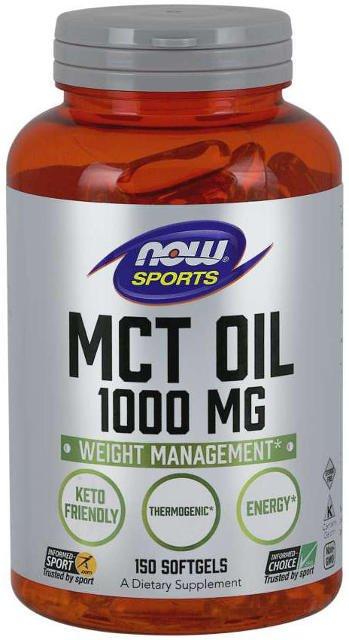 MCT olej 1000 mg Now Foods | výživový doplnok | vitamín
