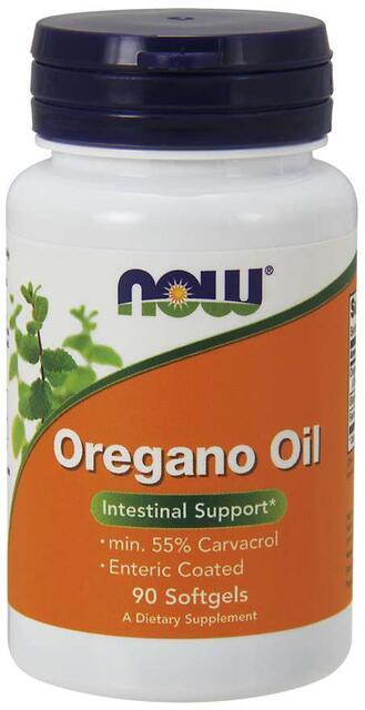 Oreganový olej 55% karvakrol Now Foods   výživový doplnok   vitamín