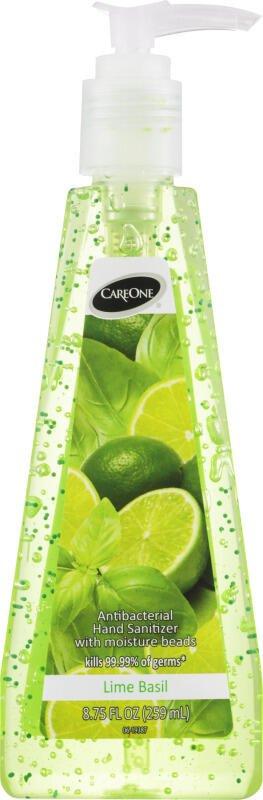 Antibakteriálna dezinfekcia na ruky s extraktom z Limetkových listov 259 ml CareOne