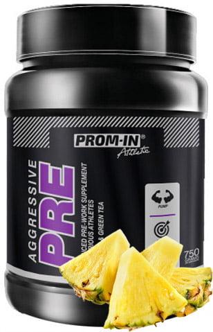 Aggressive Pre ananás 750g | Prom-In
