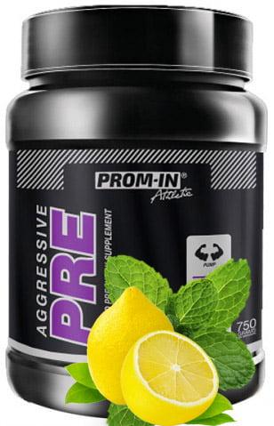 Aggresive Pre citrón s mätou 750g | Prom-In