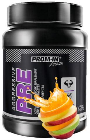 Aggresive Pre ovocný punč 750g | Prom-In