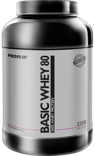 Basic whey proteín exotic 2250g | Prom-In