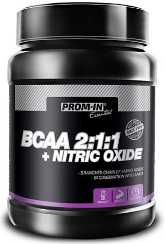 BCAA 2:1:1 Maximal + nitric oxide | Prom-In