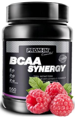 BCAA Synergy malina 550g | Prom-In