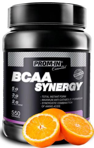 BCAA Synergy pomaranč 550g | Prom-In