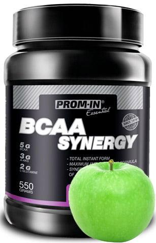 BCAA Synergy zelené jablko 550g   Prom-In