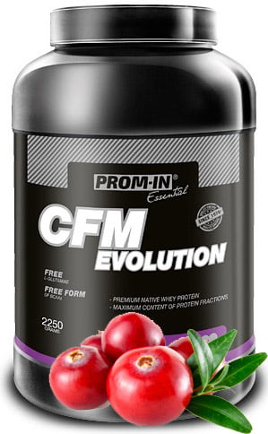 CFM Evolution brusnica 2250g | Prom-In