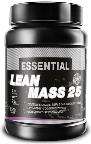 Lean Mass 25 banán 1500g | Prom-In