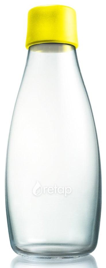 EKO fľaša sklenená Retap - 0.5l  (500 ml) s uzáverom