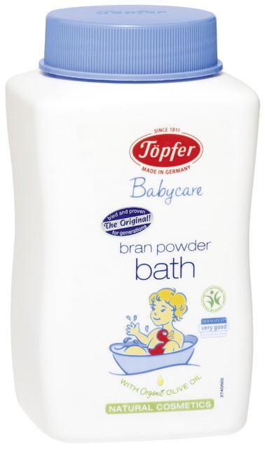 Detský práškový otrubový kúpeľ s olivovým olejom ORIGINAL 250 g