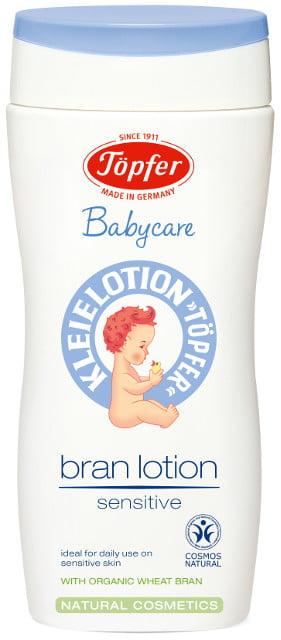 Detské telové mlieko na citlivú pokožku 200 ml