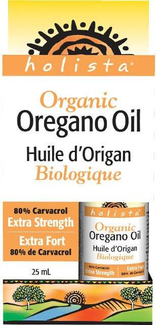 Oreganový olej 80% karvakrol kvapky Webber Naturals/Holista   výživový doplnok   vitamín